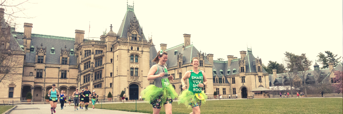 Asheville Marathon and Half at Biltmore Estate Banner Image