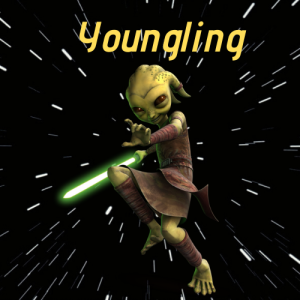 Youngling!