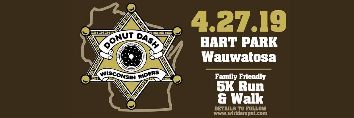 Donut Dash 2019 Banner Image