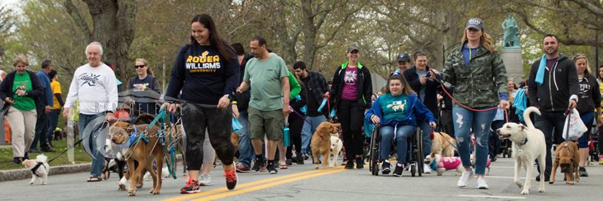 20th Annual Pet Fest & Walk for Animals Banner Image
