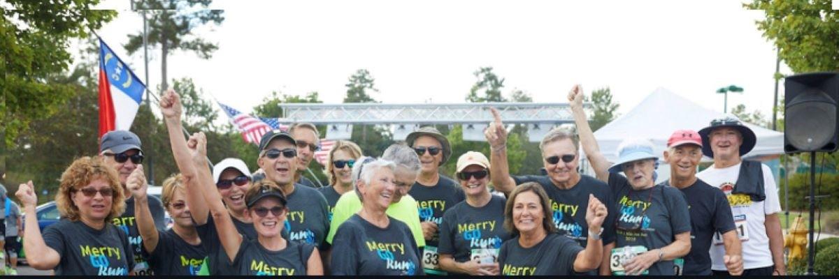Merry Go Run 4 miles/2miles Banner Image