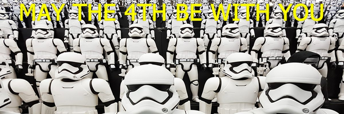 MAY THE 4TH BE WITH YOU 5K Banner Image