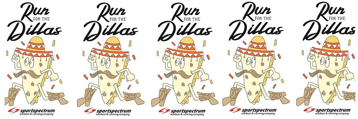 Run for the Dillas Banner Image