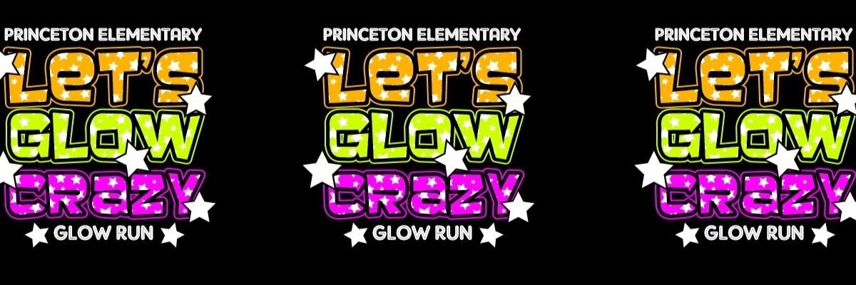 Let's Glow Crazy 5k Banner Image