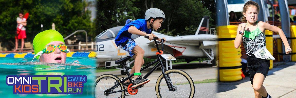 Kids Fly Tri Banner Image