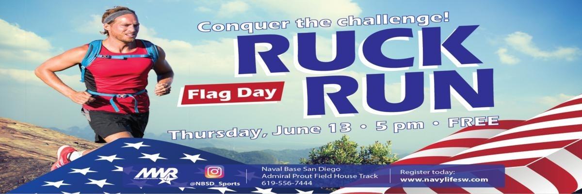 Flag Day Ruck Run 2019