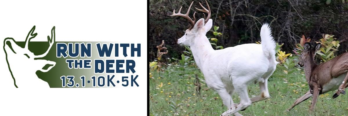 Run With the Deer (13 1, 10K, 5K)