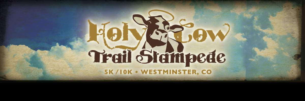 Holy COW Trail Stampede Banner Image