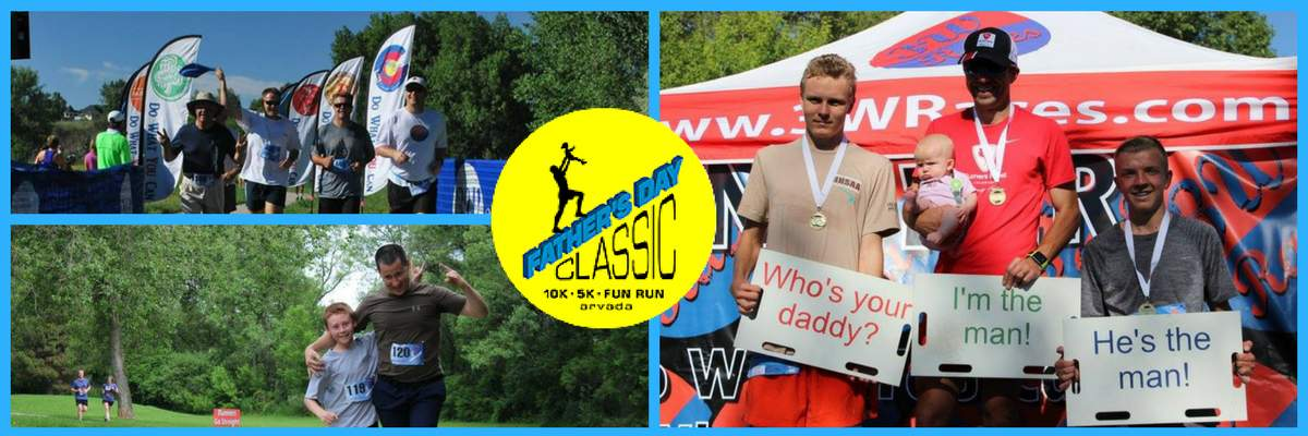 Father's Day Classic 5k and 10k Banner Image