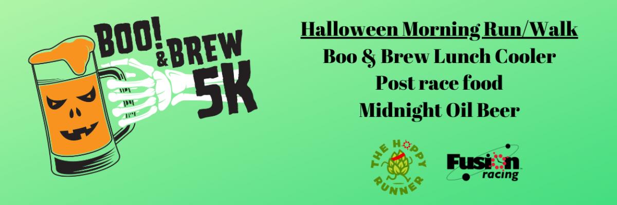 Halloween Hours 2020 Newark Delaware Boo & Brew 5K