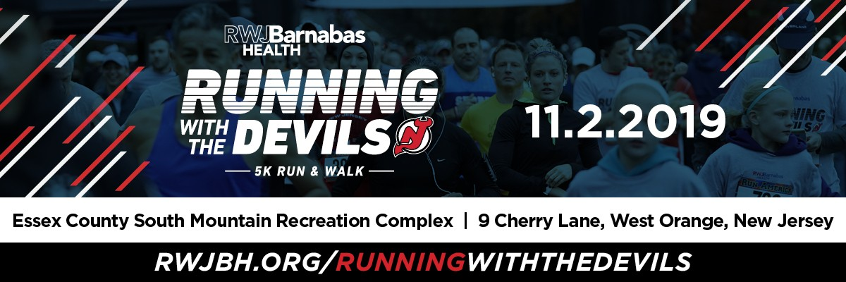 Running with the Devils 5K Race and Walk