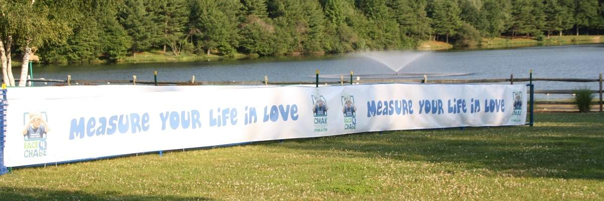 Race4Chase Kids Triathlon Banner Image