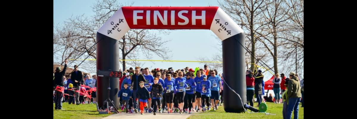The Milwaukee Beer Run 5k/.05k Banner Image