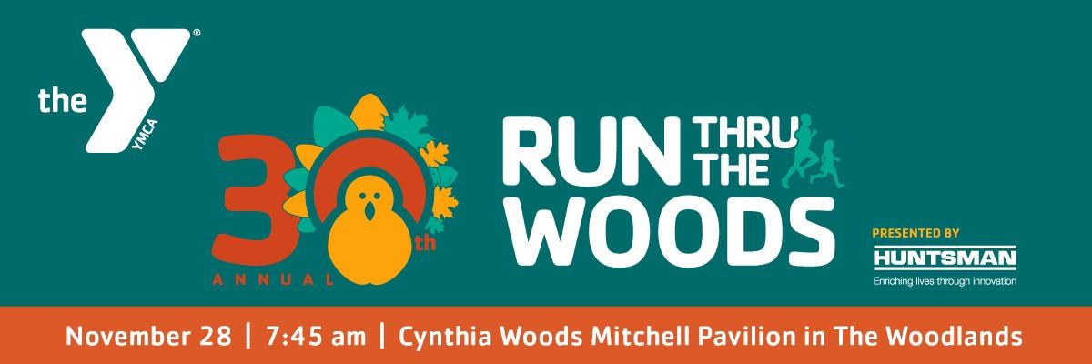 30th Annual YMCA Run Thru the Woods