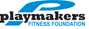 Playmakers Fitness Foundation Donation Logo