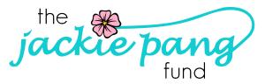 The Jackie Pang Fund Donation Logo