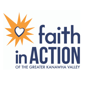 Faith in Action of the Greater Kanawha Valley Donation Logo