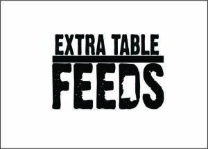 Bourbon Festival benefiting Extra Table Donation Logo