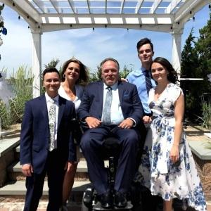 Dan Needs A Standing Wheelchair!