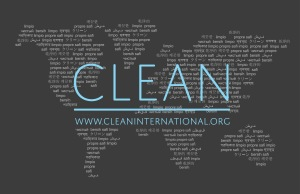 CLEAN International Monthly Challenges